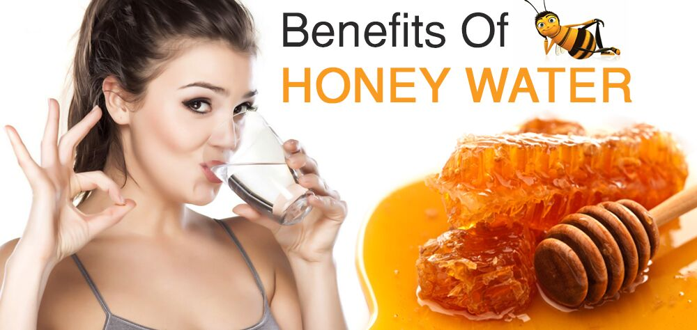 Benefits Of Honey Water