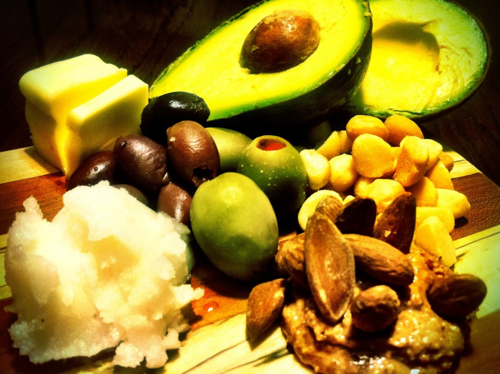 Eat a diet high in fat