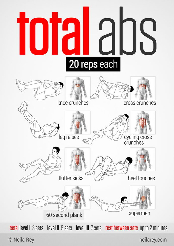 Quick Abs Workouts