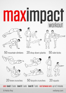 Quick Workouts 1
