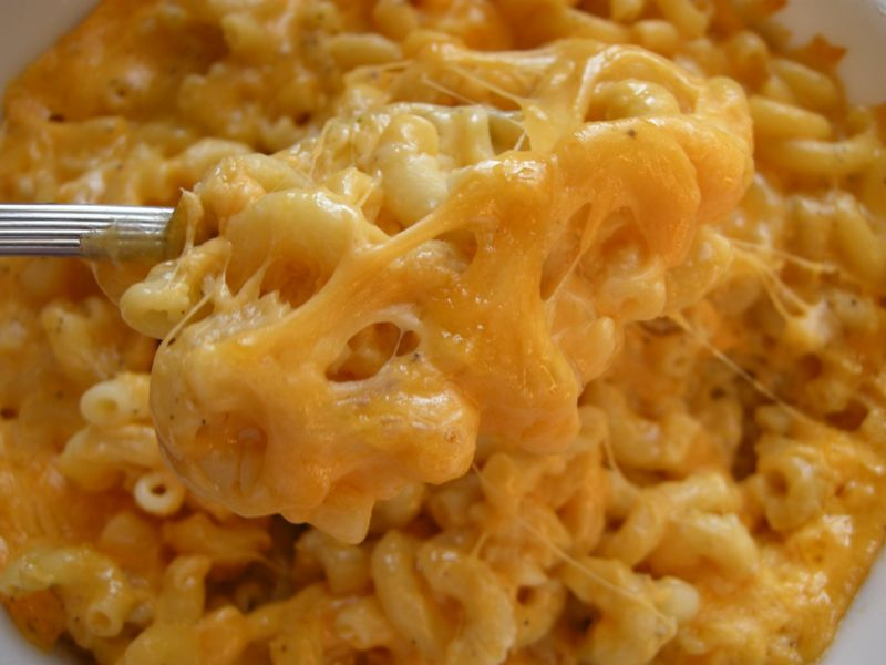Homemade Mac and Cheese (BAKED)