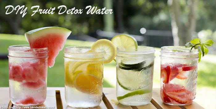 Fruit Detox Water Drink