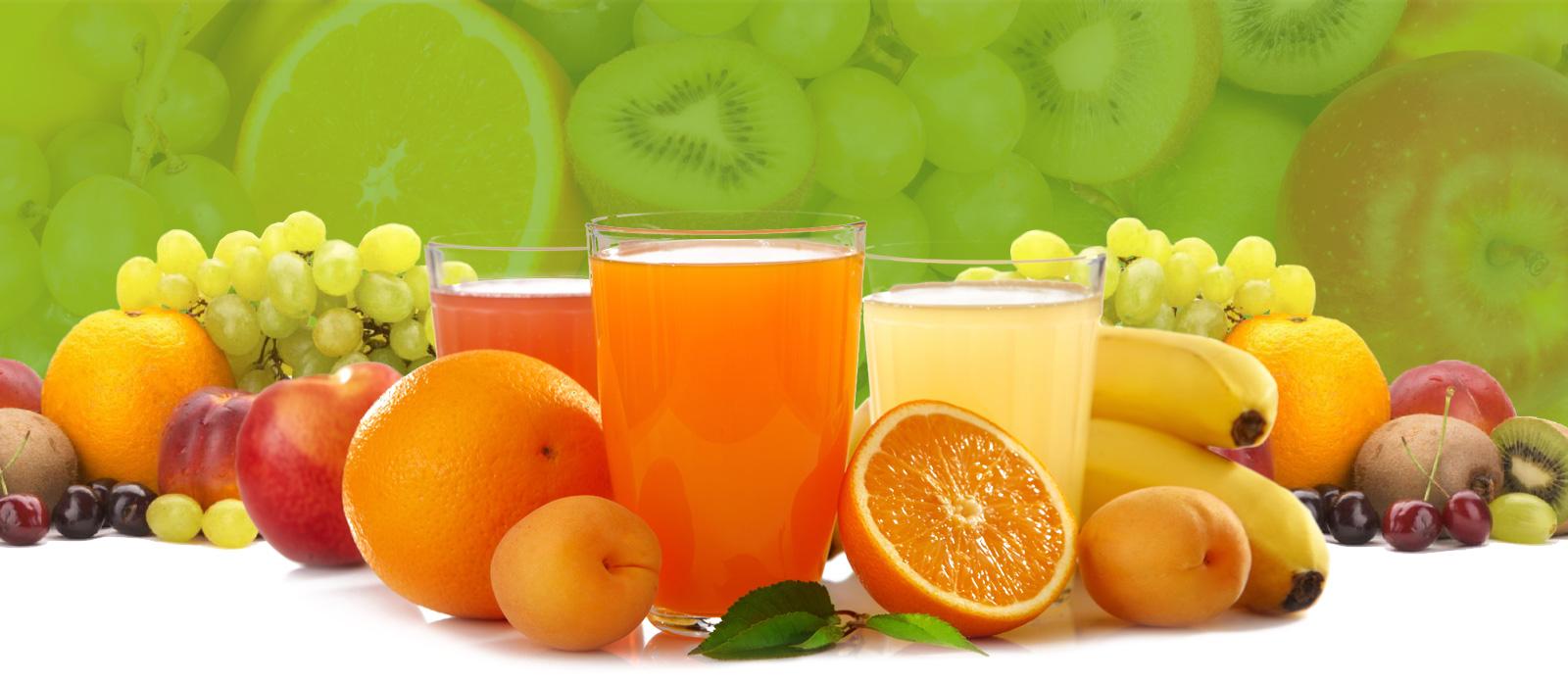 Drink Refreshing Fruit Juice