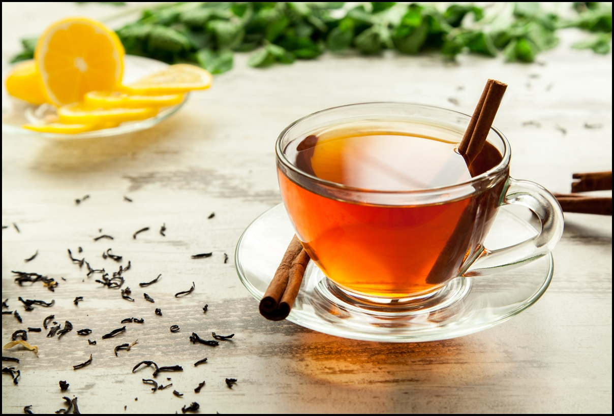home remedies for sore throat - Cinnamon Tea