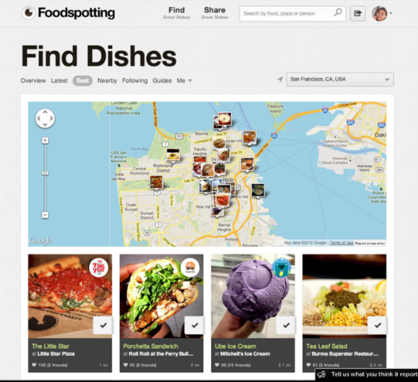 Foodspotting To Find Fast Food Restaurants Near You