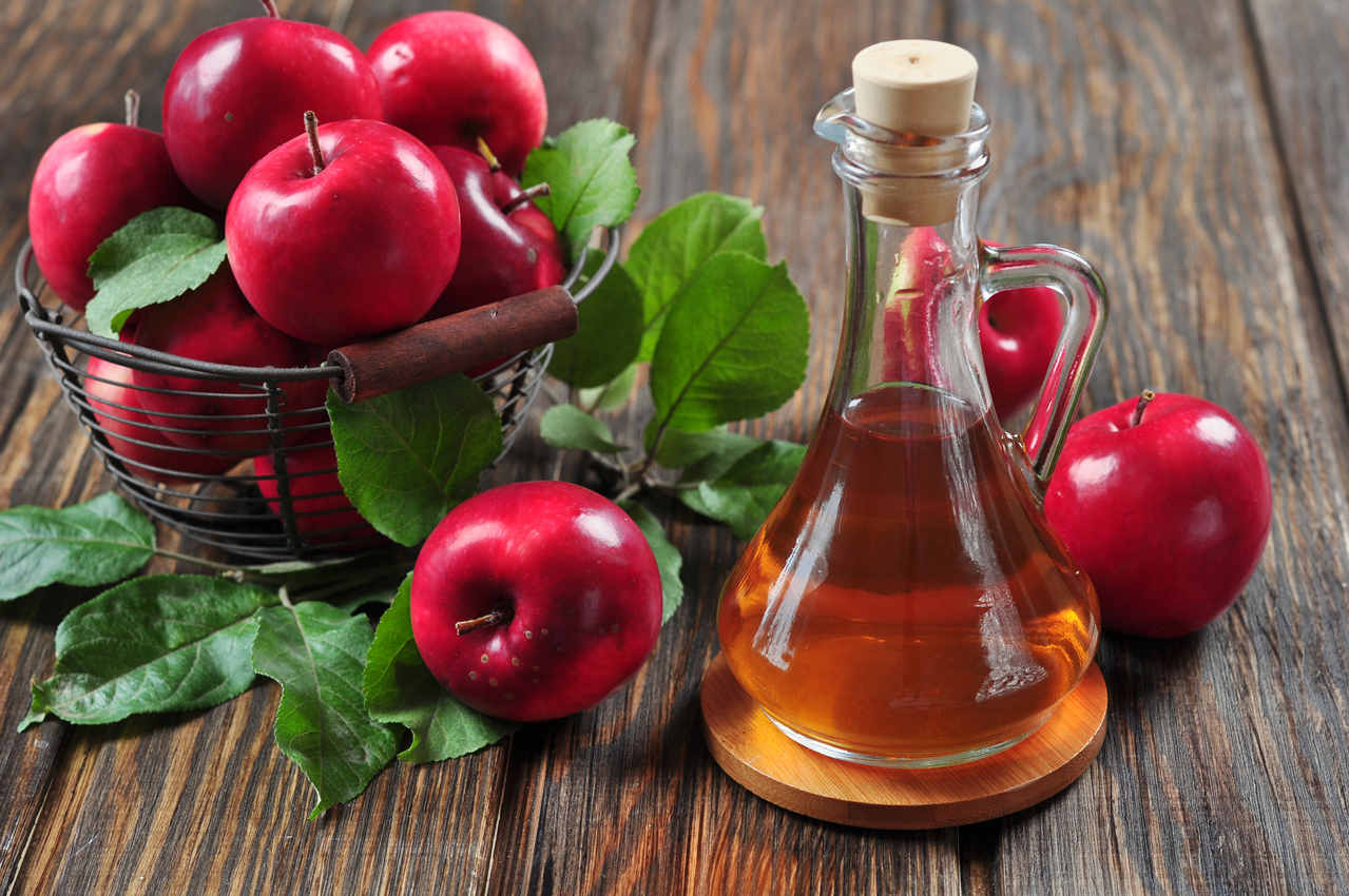 Apple Cider Vinegar - best treatment for acne scars