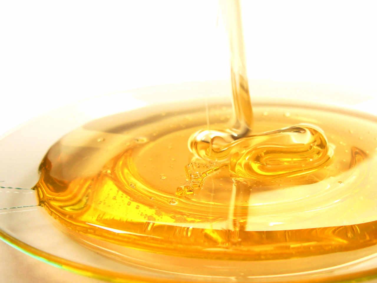 Honey for tonsil stone
