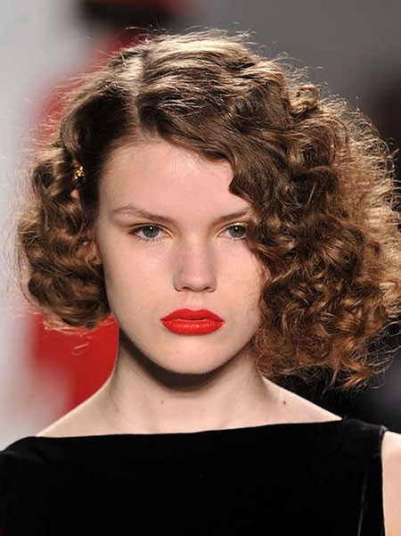 Elevated Penelope Curls Haircut For Women