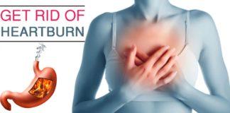 Get Rid Of Heartburn