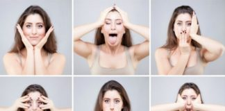 Exercises for lose face fat