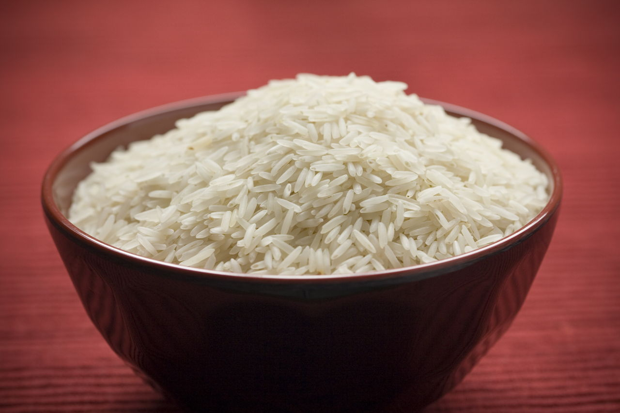 White rice - home remedies for diarrhea