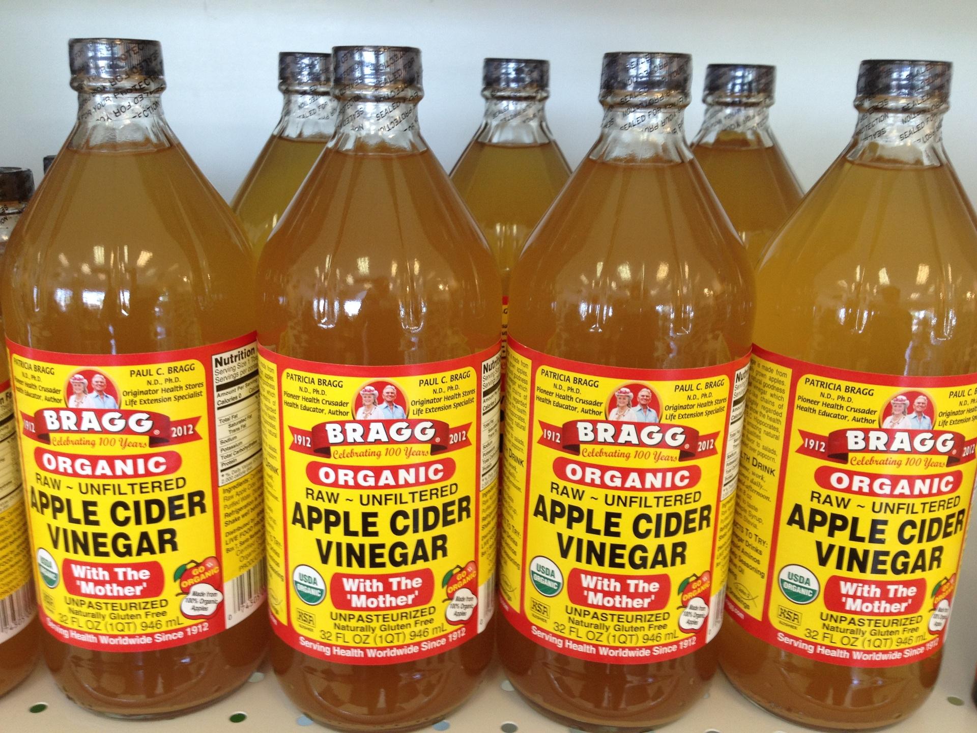 home remedies for diarrhea - Apple cider vinegar
