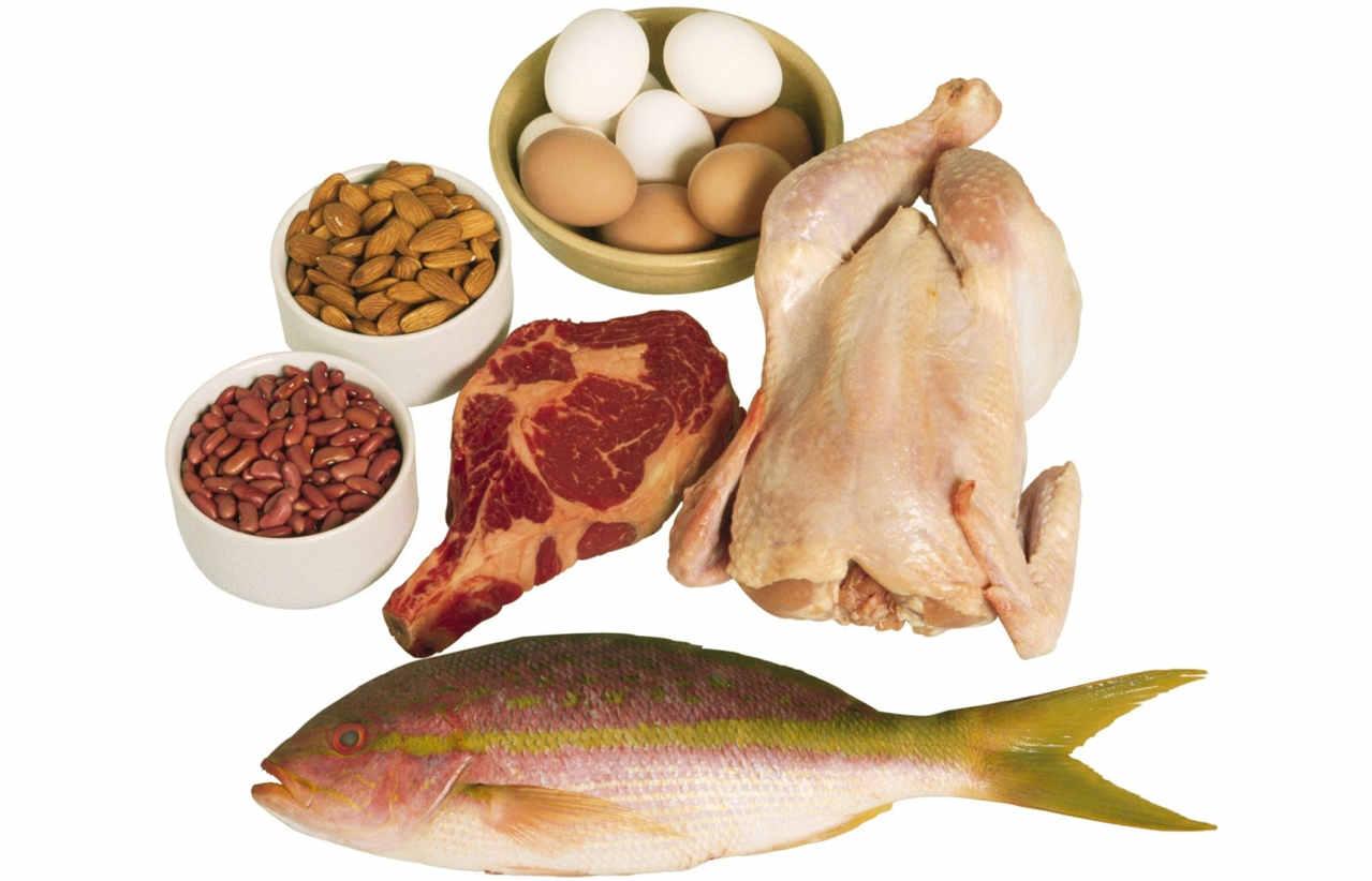 Eat foods rich in Vitamin B Complex