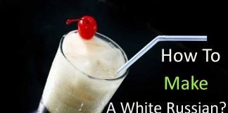 How To Make A White Russian