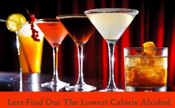 Lets Find Out The Lowest Calorie Alcohol