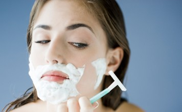 how to get rid of facial hair permanently