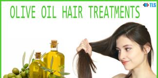 Olive Oil Hair Treatments