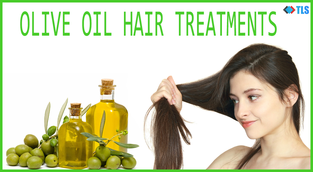 Olive Oil Hair Treatments