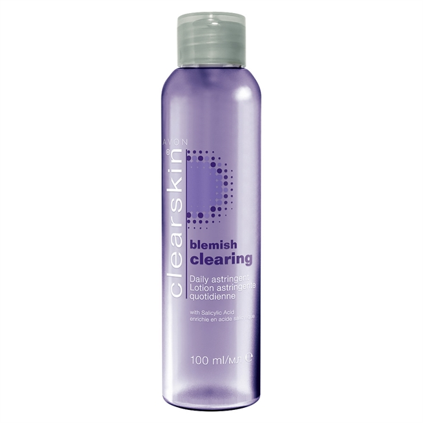 Avon Clearskin Blemish Clearing Acne Body Wash