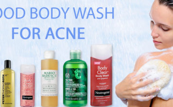 Good Body Wash For Acne