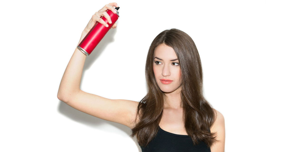 How to straighten hair at home