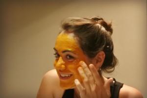 Turmeric Face Masks For Acne-Prone Skin