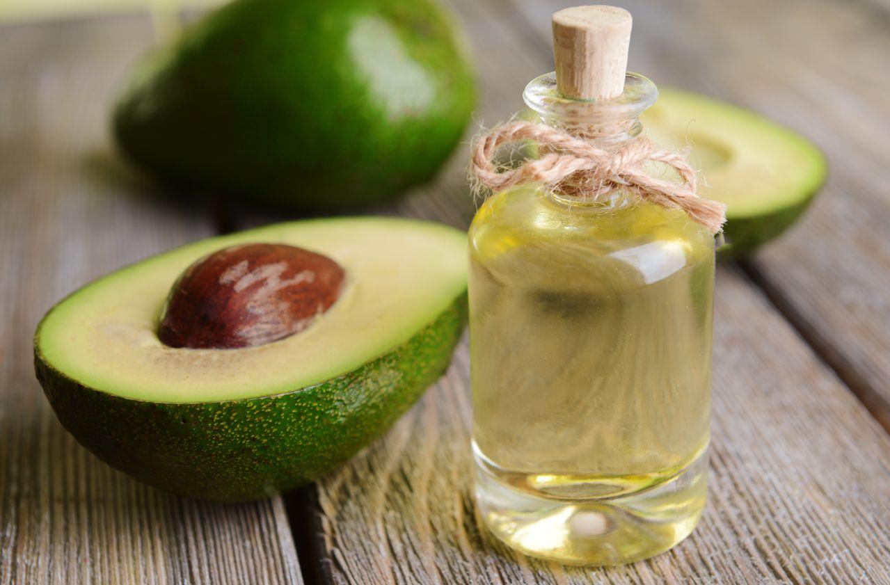 coconut oil avocado hair mask