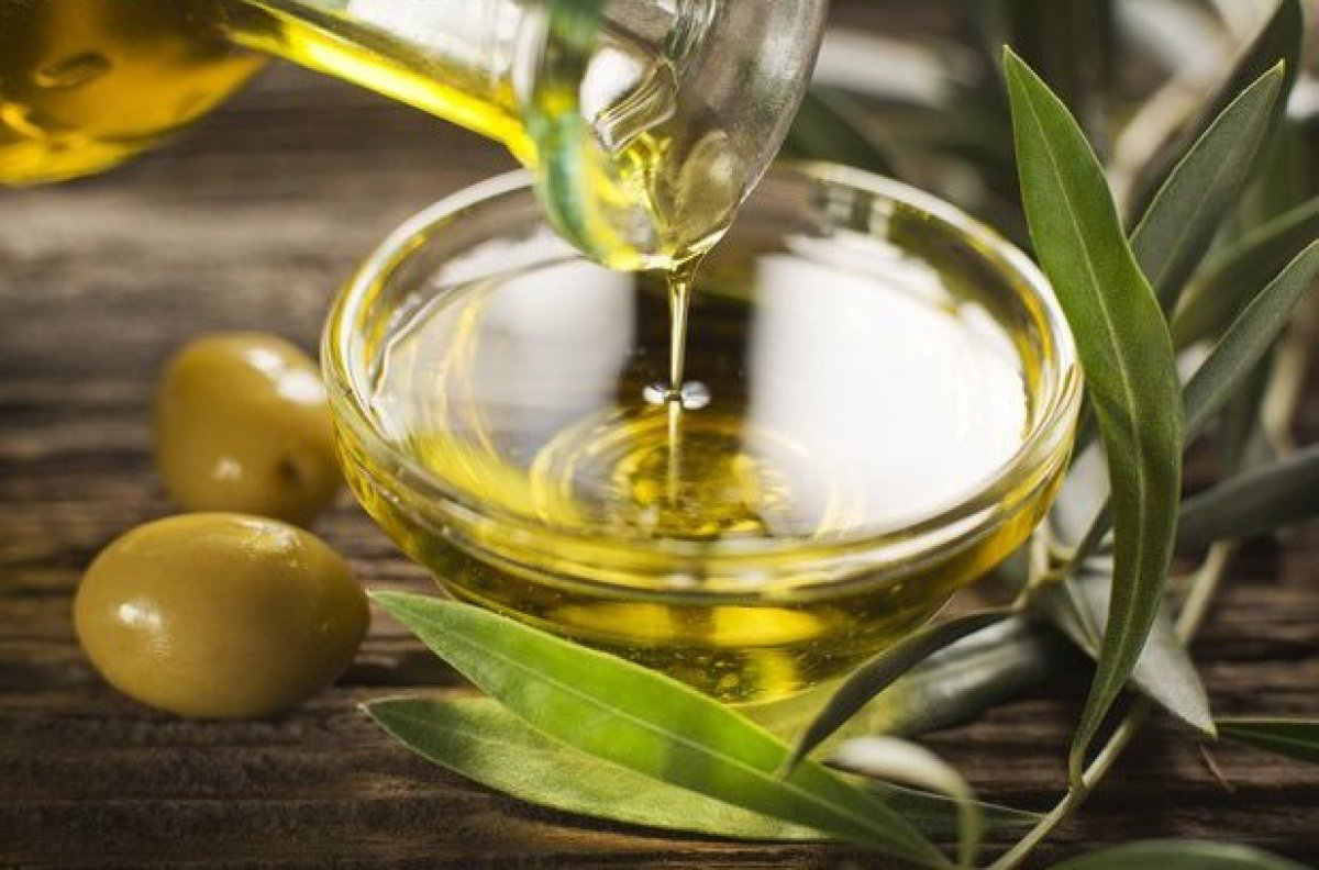 olive oil hair growth treatment