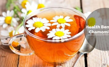 Health Benefits of Chamomile Tea