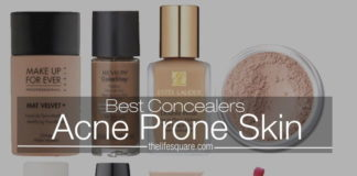 Best Concealers for Acne Prone Skin