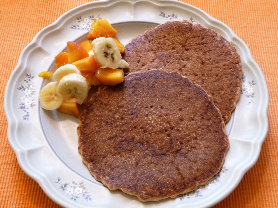 Include Gluten-free buckwheat pancakes in your Low Sugar Diet Plan for good.