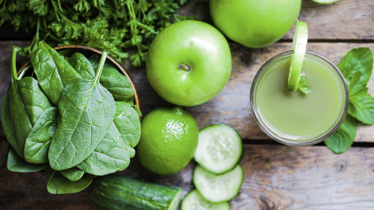 Refreshing Green Smoothie to Start Your Day