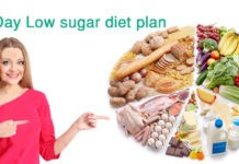 Low Sugar Diet Plan