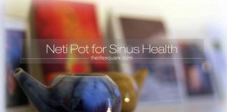Neti Pot for Sinus HEalth