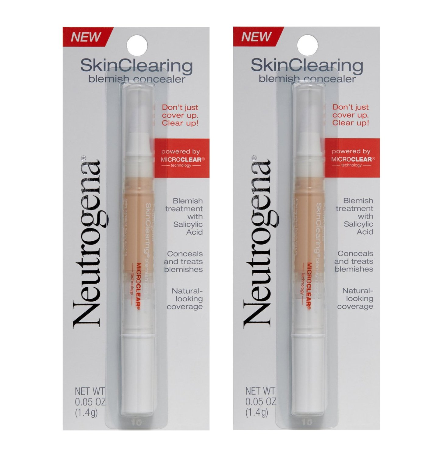 The best drugstore concealer for acne comes from Neutrogena