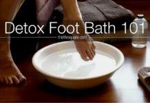 A Guide to Detox Foot Bath