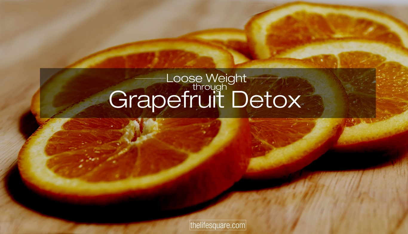 does grapefruit detox works