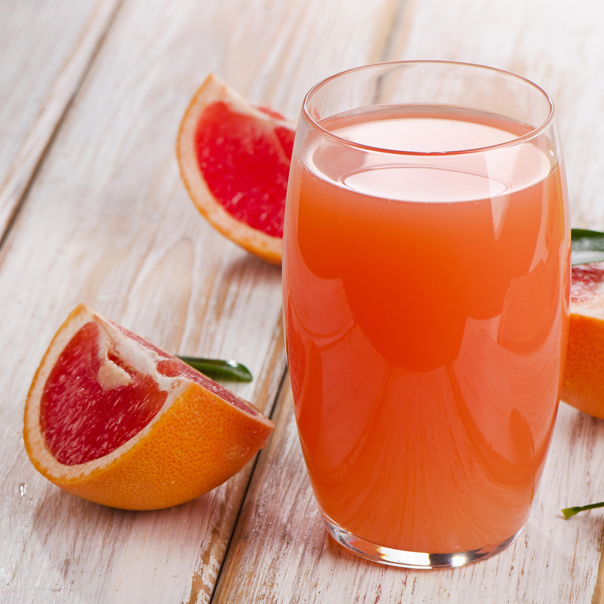 Grapefruit detox and Grapefruit juice are a healthy option to cleanse your body.