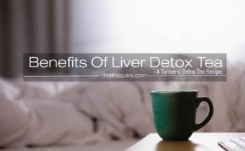 liver detox tea turmeric recipe