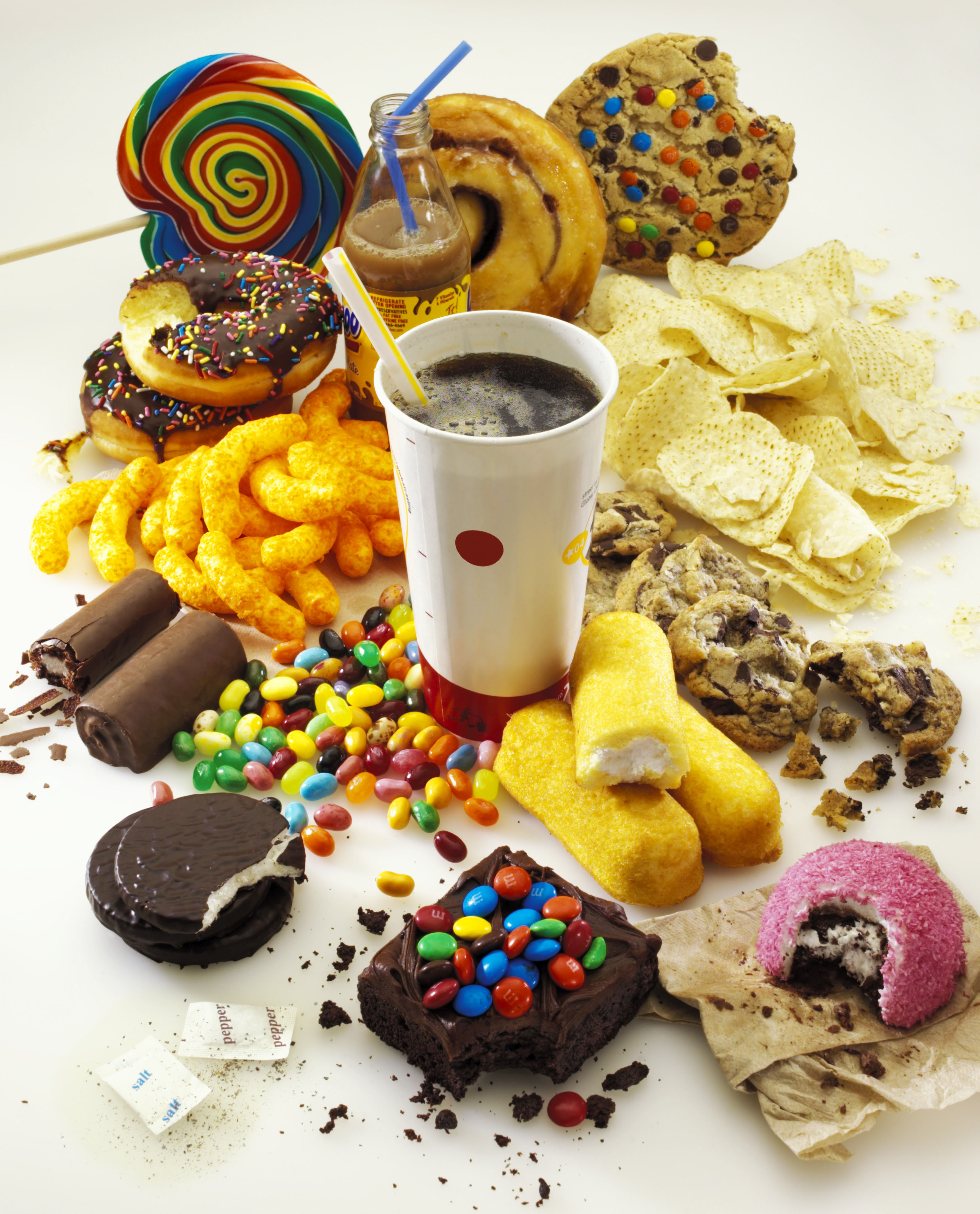 Say a big NO to these junk foods while on a low sugar diet plan