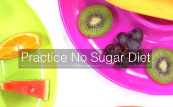 no sugar diet plan
