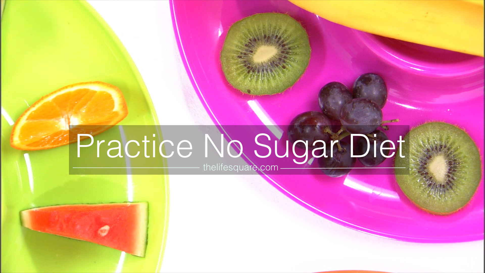 no sugar diet plan