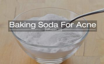 Baking Soda For Acne