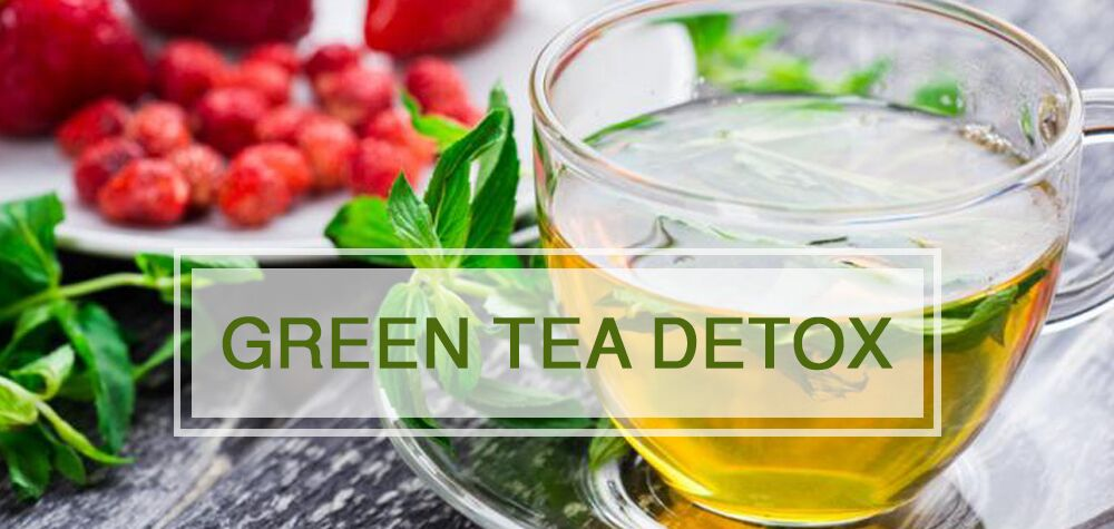 5 Ways Thats Proves Green Tea As A Super Detox Drink