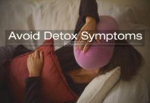 avoid detox symptoms