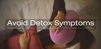 avoid detox symptoms