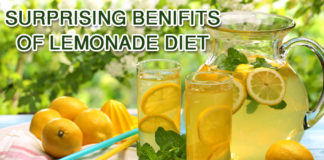 benefits of lemonade diet
