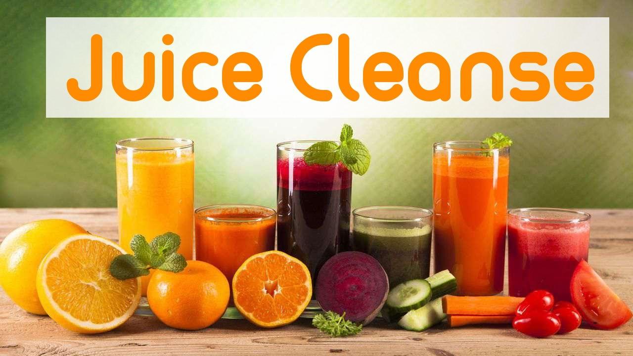 Juice Cleanse Recipe — Dishmaps