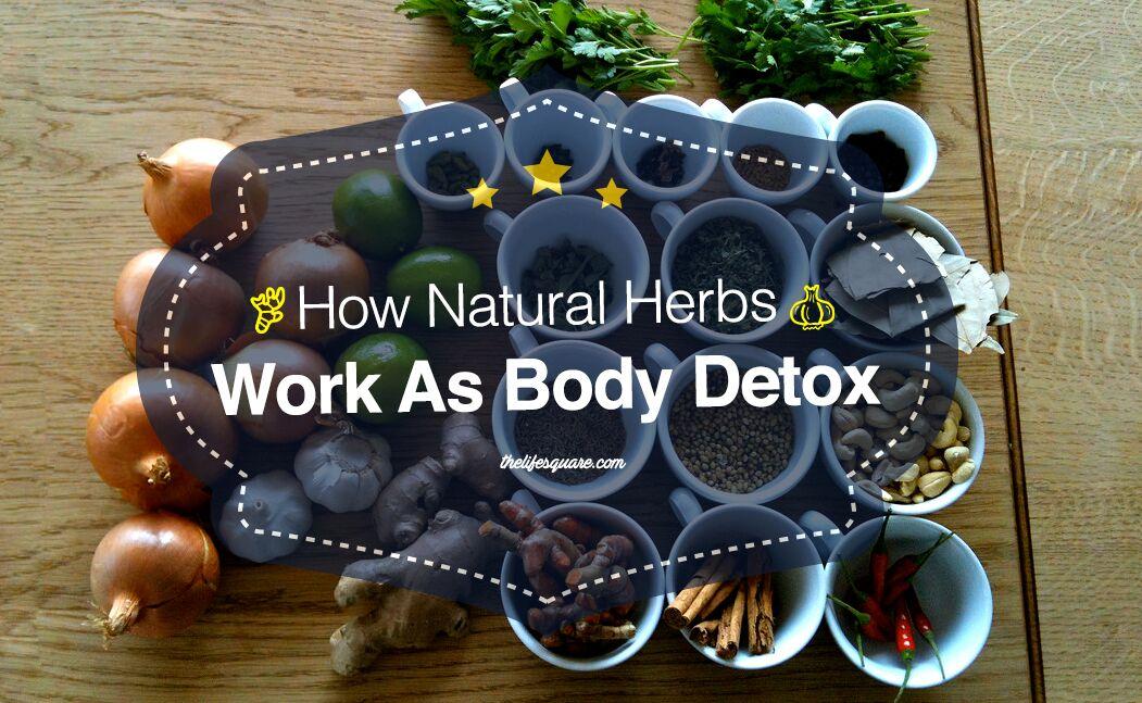 Natural Herbs Detox