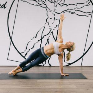 Twisted Side Planks